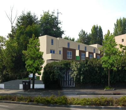 agence d 39 architecture logements individuels logements collectifs logements neufs. Black Bedroom Furniture Sets. Home Design Ideas